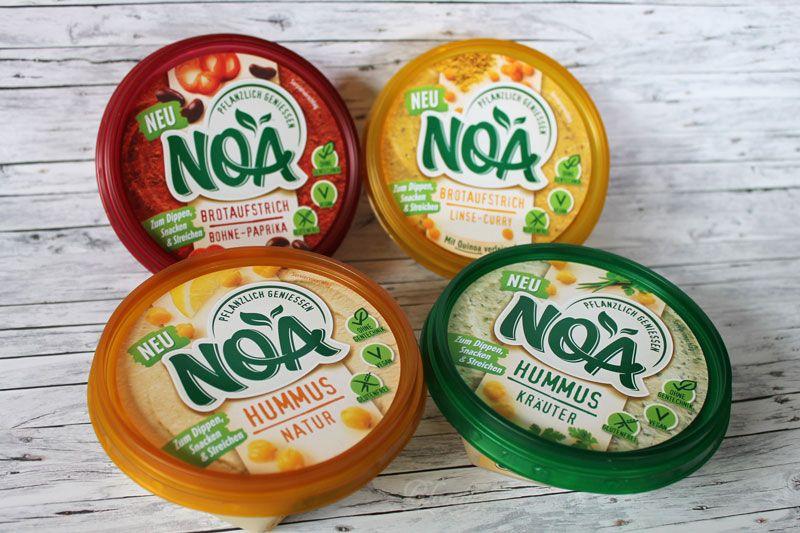 [Rewe] Veganer Brotaufstrich von Noa, verschiedene Sorten, für nur 0,99€ statt 1,99€