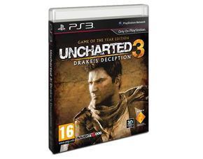 Uncharted 3 Drake's Deception für PlayStation 3 ab 17,54 Euro inkl. Versand @MeinPaket