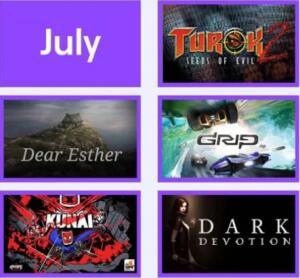 (Twitch Prime Juli) Turok 2: Seeds of Evil, Dark Devotion, Grip: Combat Racing, Kunai & Dear Esther (PC) kostenlos