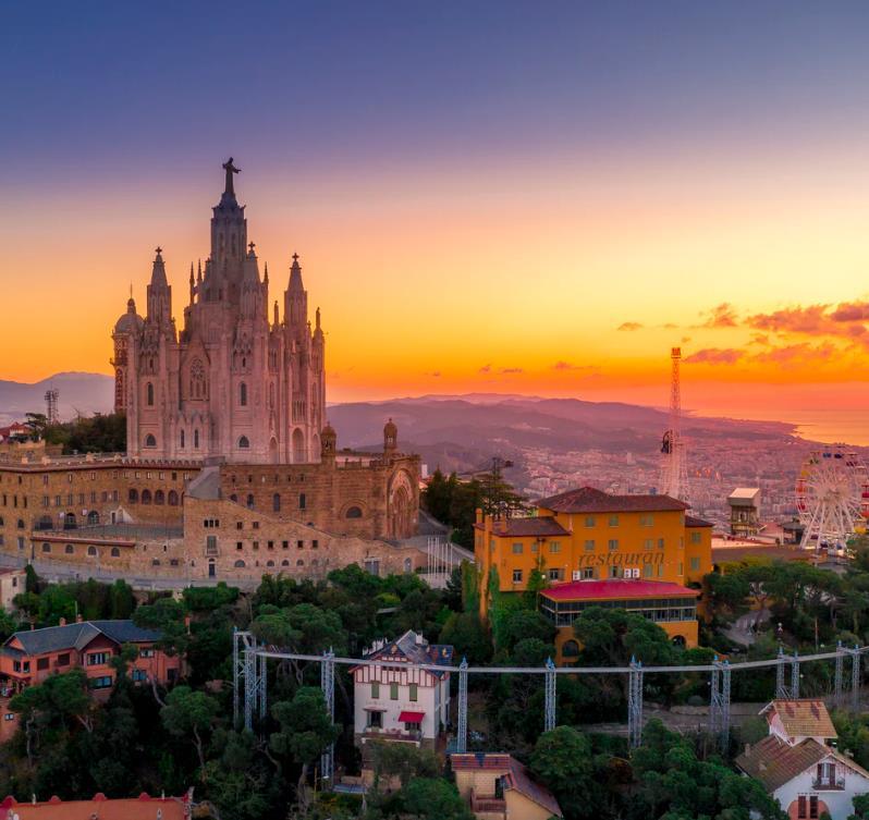Flüge: Barcelona / Spanien (Juli-August) Hin- und Rückflug mit Ryanair von Stuttgart und Düsseldorf ab 20€