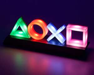 Playstation Lampe mit Farbwechsel (Prime)