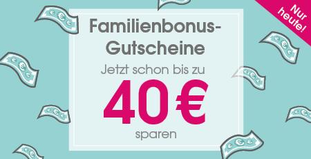 babymarkt Familienbonus bis zu 40€ mit 5 verschiedenen Gutscheincodes   zB Cybex SILVER Kindersitz Pallas-fix für 140€
