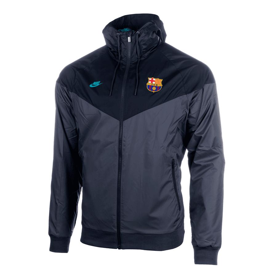 Nike FC Barcelona Windrunner Authentic Woven