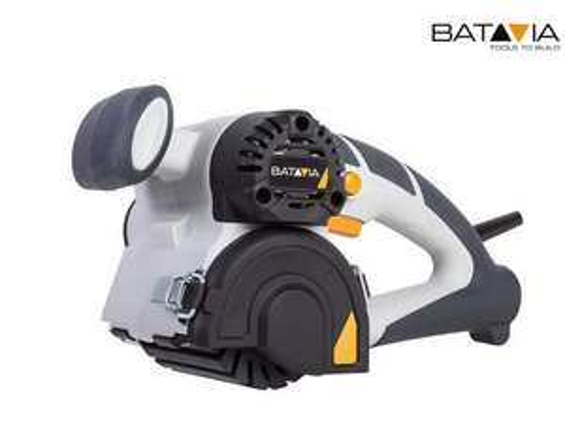"""Batavia Multitool """"Maxxroll XL"""" (Schleifen, Polieren, Satinieren & Entfernen von Rost) [iBOOD]"""