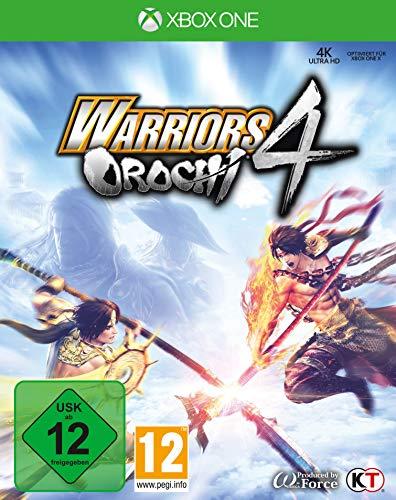 Warriors Orochi 4 (Xbox One) (Amazon Prime)
