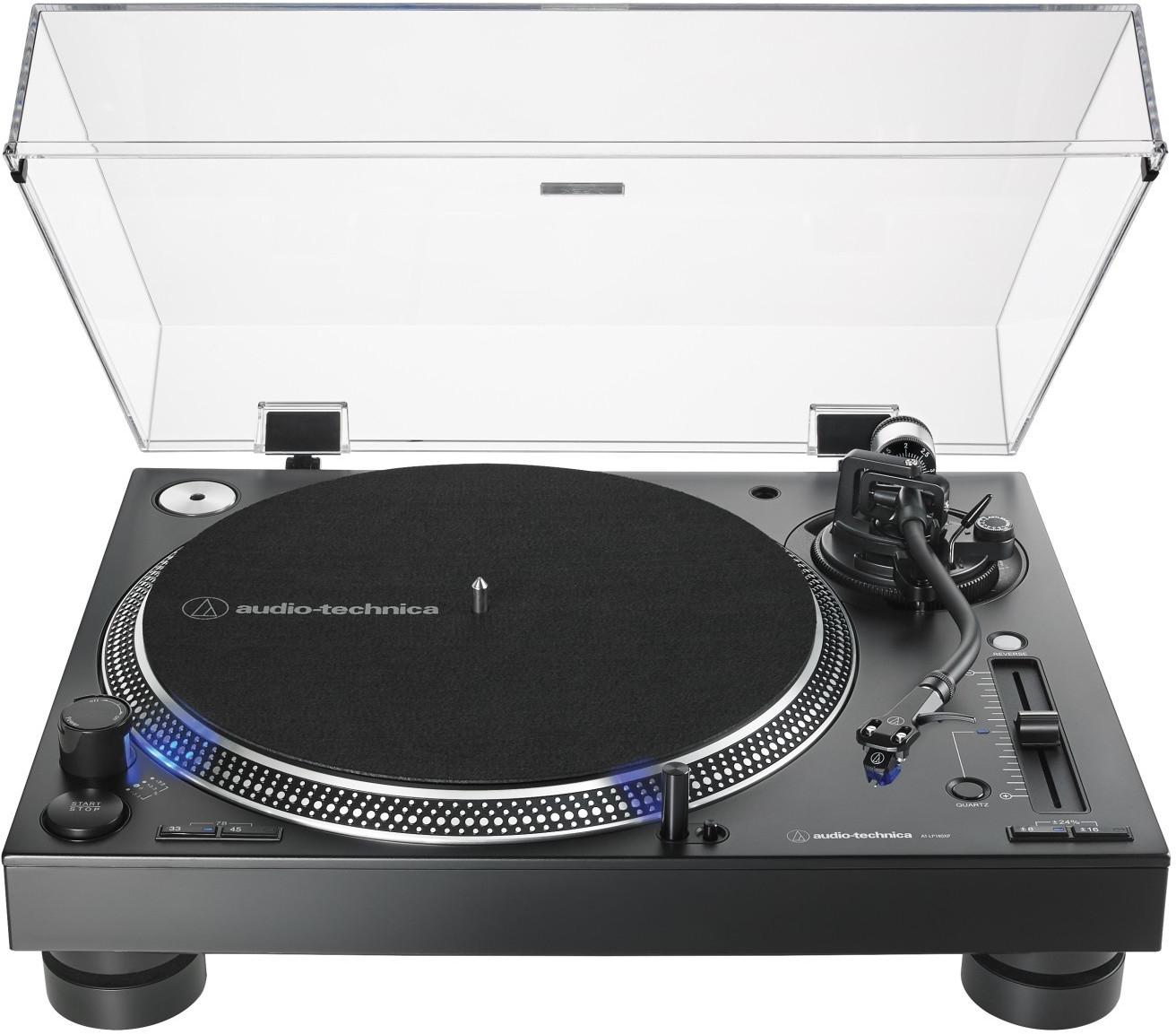 Audio Technica AT-LP140XP (33/45/78 RPM)