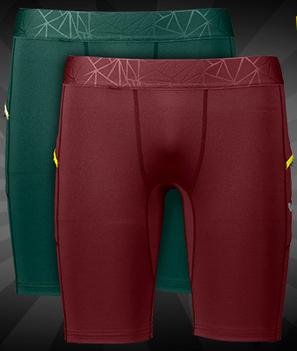 """Joma Sport-Tights """"Malla Corta Flash Short"""" für 3,33€ + 3,95€ VSK (In 2 Farben verfügbar, Größe XS - M) [SPORTSPAR]"""