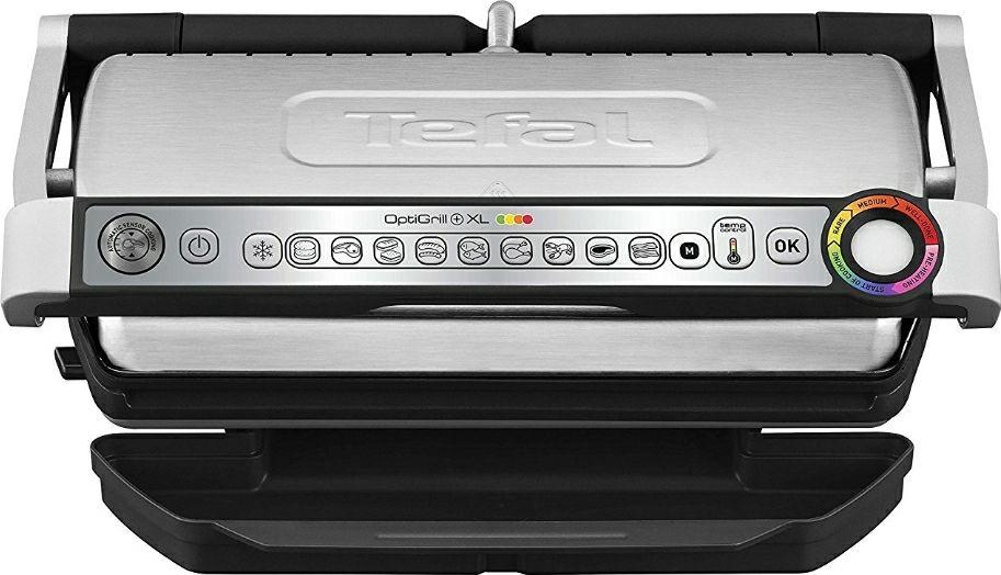 Tefal Optigrill+ XL GC 722D + Burgerpresse