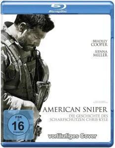 American Sniper (Blu-ray) für 3,48€ (Dodax)