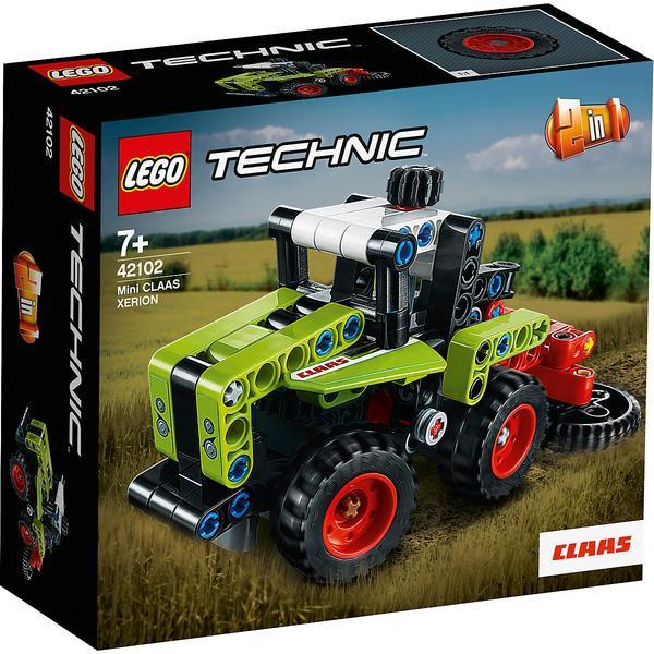 LEGO Technic - 2 in 1 Mini CLAAS XERION (42102) [Thalia Classic]