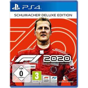 F1 2020 Schumacher Deluxe Edition / PS4