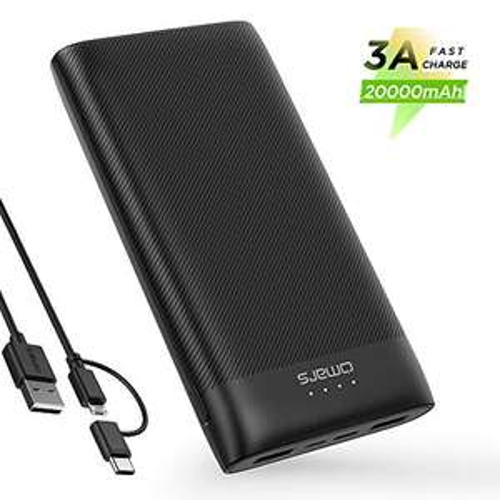 Omars PowerBank 20000mAh USB-C/Micro USB