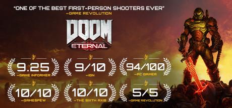 [Erster Kauf Sommerverkäufe] DOOM Eternal (PC Steam)