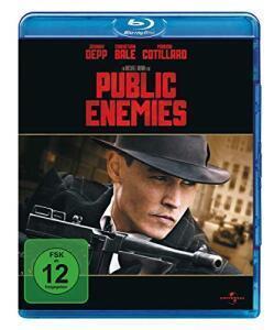 Public Enemies (Blu-ray) für 3,48€ (Dodax)
