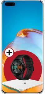 [Young MagentaEINS] Huawei P40 Pro + 100€ Cashback mit Watch GT2e und Waage im Magenta Mobil M (24GB 5G) 843,70€