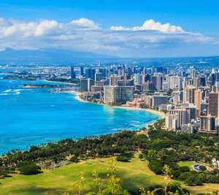 Flüge: Honolulu / Hawaii (Sept-April) Hin- und Rückflug mit United und LH von Amsterdam ab 424€ inkl. Gepäck