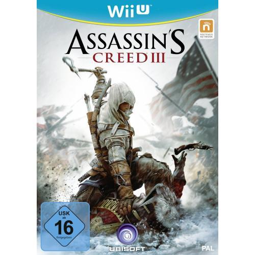 [Saturn] Assassin's Creed 3 (Wii U) für 39,99€