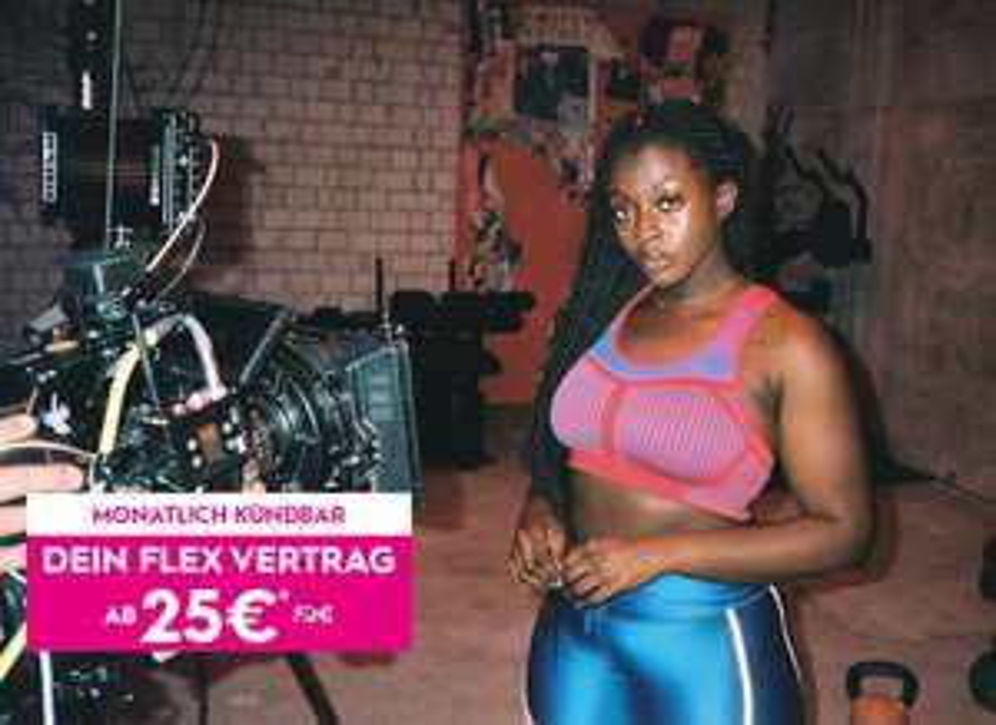 Fitness 30 €/Mon-atlich kündbar JOHN REED, McFIT, High5 (Kat 1) Aktivierung einmalig 39 €. Deal Beispiel 2 Monate