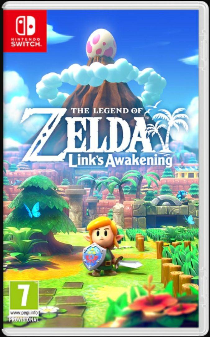 The Legend of Zelda - Link's Awakening für Nintendo Switch
