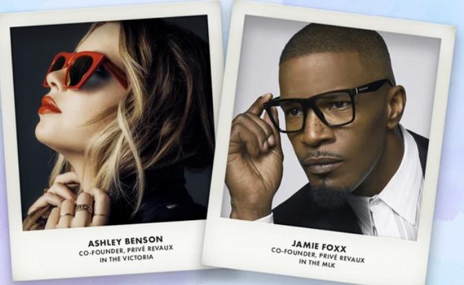 PRIVÉ REVAUX kaufe 2x Bestseller Sonnenbrillen 20% Rabatt - kostenloser Versand in die EU