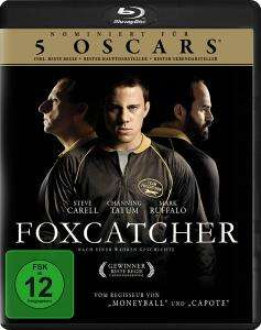 Foxcatcher (Blu-ray) für 3,64€ (Dodax)