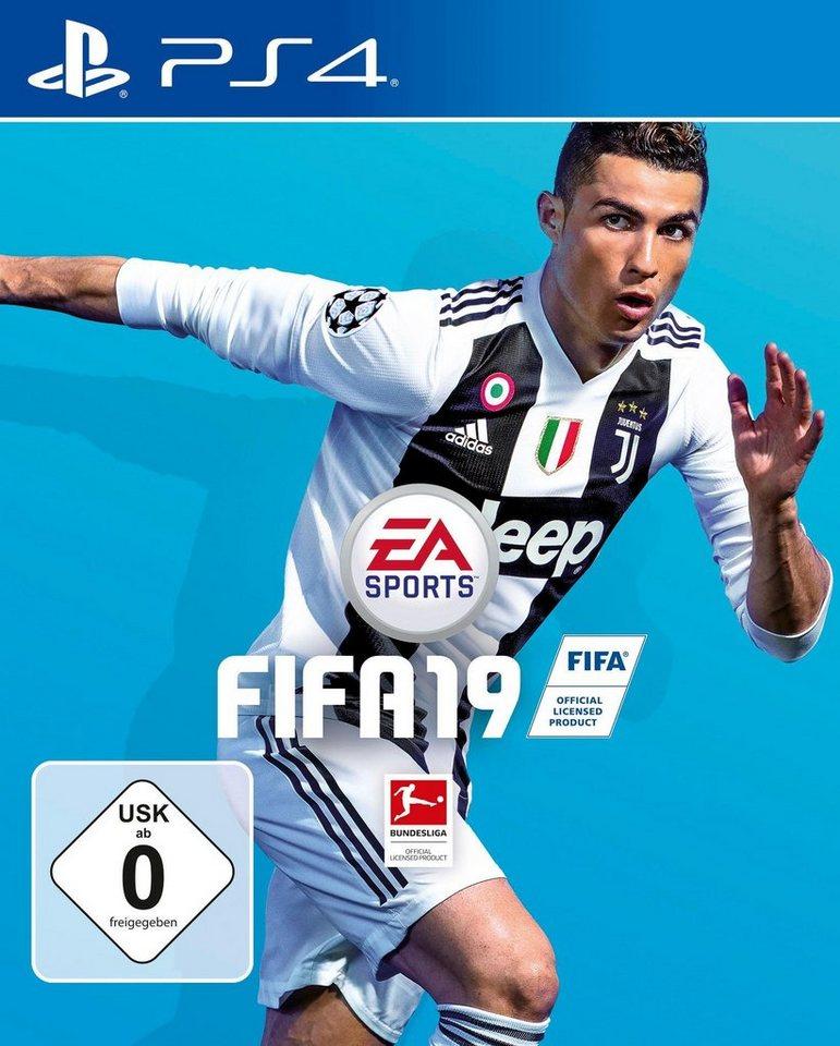 Fifa 19 PS4 (mit Lieferflat)