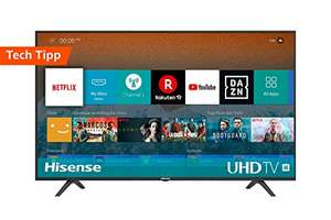 "Hisense H55BE7000 (55"", UHD,60Hz, 300cd/m², 3x HDMI 2.0, Smart TV, DTS)"