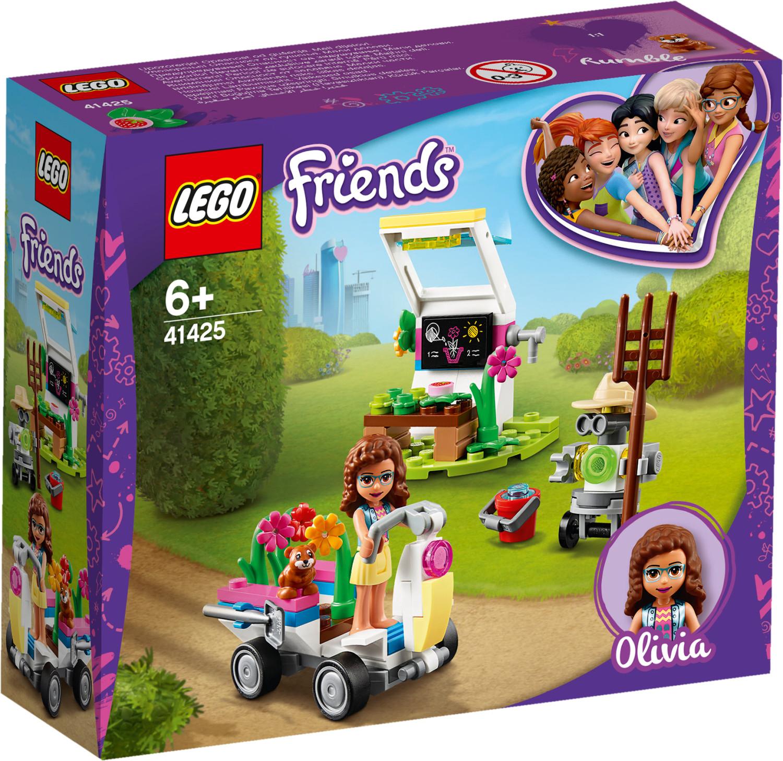 LEGO Friends - Olivias Blumengarten (41425) für 6,99€ (Müller Abholung)