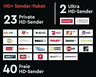 HD+ HD Plus Verlängerung für 12 Monate [ebay]