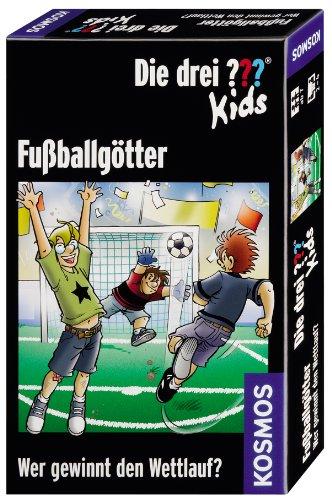 Die drei ??? Kids - Fußballgötter Kartenspiel (Amazon Prime & Thalia Classic)
