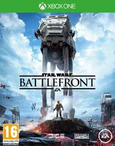 [Amazon] EA star wars battlefront pc + Kampf für Jakku
