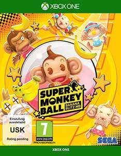Super Monkey Ball: Banana Blitz HD (Xbox One) für 17,99€ (Amazon Prime & Müller Abholung)