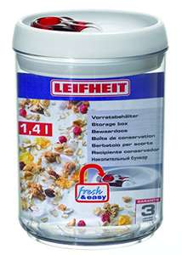 Leifheit Fresh and Easy Vorratsbehälter 1,4l 38.5 x 13.5 x 20 cm