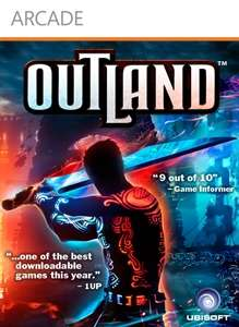 Outland (Xbox One/Xbox 360) für 3,79€ (Xbox Store)