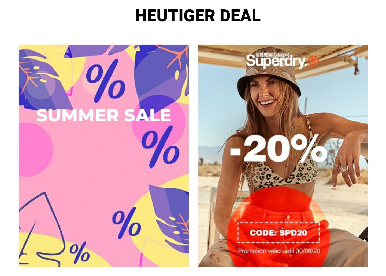 Dressinn.com 20% Auf alles von Superdry