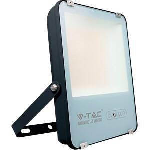 [reichelt] VT-5920 LED-Flutlicht, 100 W, 16000 lm, 4000 K, schwarz, IP65, 160 lm/W