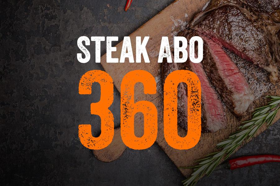 Steakabo 360 von Gourmetfleisch.de nur noch 1.199€