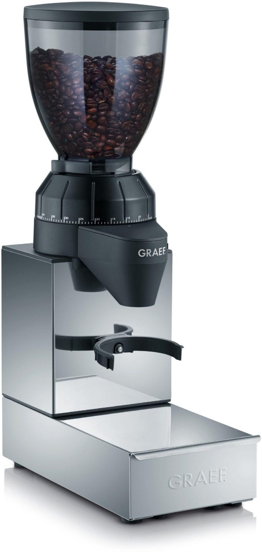 Graef CM 850 Kaffeemühle edelstahl für 115,99€ bei Euronics, anstatt Idealo 169€