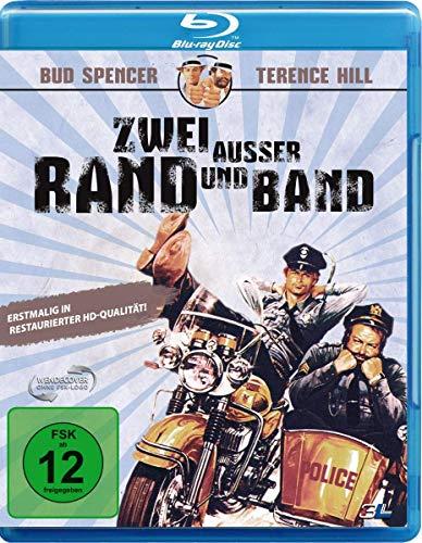 Zwei außer Rand und Band (Blu-ray) für 4,38€ (Amazon Prime & Müller Abholung)