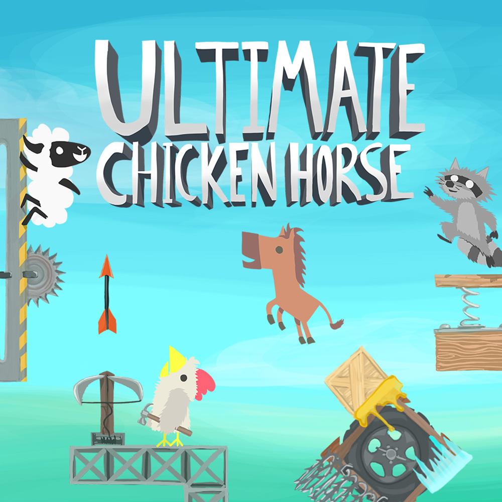 Ultimate Chicken Horse [Nintendo E-Shop]