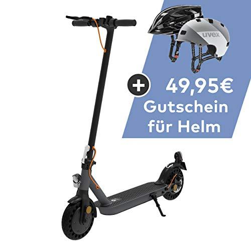 TREKSTOR EG 3178 E-Scooter mit Straßenzulassung + 49,95€ Gutschein für UVEX-Helm