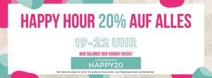 HAPPY HOUR bei DOGO Shoes - 20% auf alles