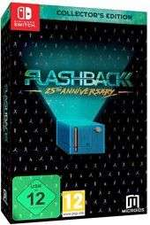 Flashback 25th Anniversary - Collector's Edition (Switch) [Netgames]