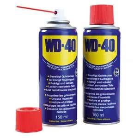 WD-40 Classic Mup 5in1 Multifunktionsöl 2er-Pack (2x 150 ml) für 3,88 Euro [Norma regional] / online 8,71 Euro