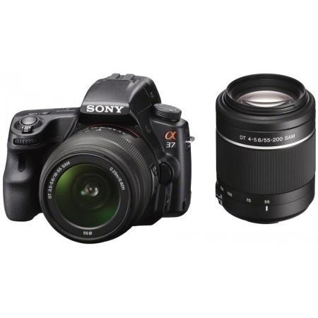 Sony Alpha 37 double Zoom Kit - 529,00€ !! + VSK