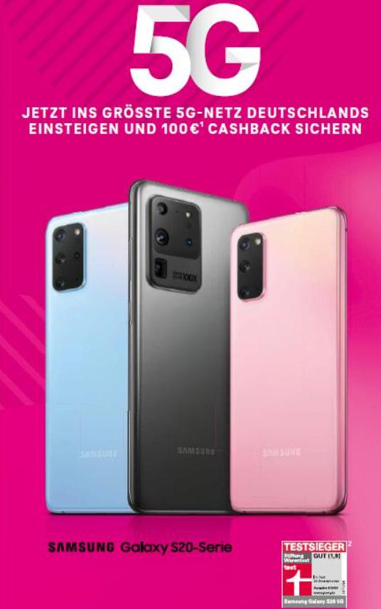 [Telekom Cashback Aktion ab 01.07.] 100€ Cashback für Magenta Mobil (Normalos und Young) und Family Card [auch Händler]