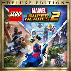 LEGO Marvel Super Heroes 2 Deluxe Edition inkl. Season Pass (Xbox One) für 8,59€ (Xbox Store US)