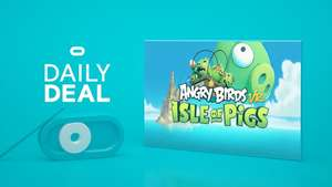 [Oculus Quest/Cross Buy] Angry Birds VR: Isle of Pigs