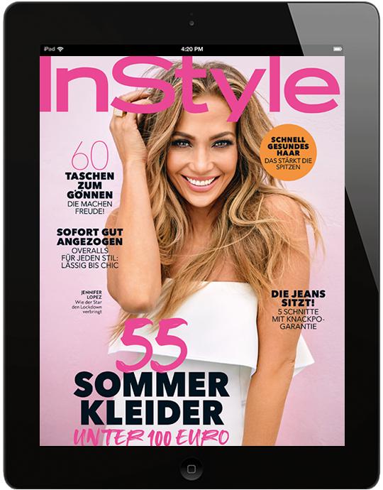 Instyle Abo (6 ePaper Ausgaben) für 20,99 € mit einem 20 € ShoppingBon inkl. Amazon-Gutschein
