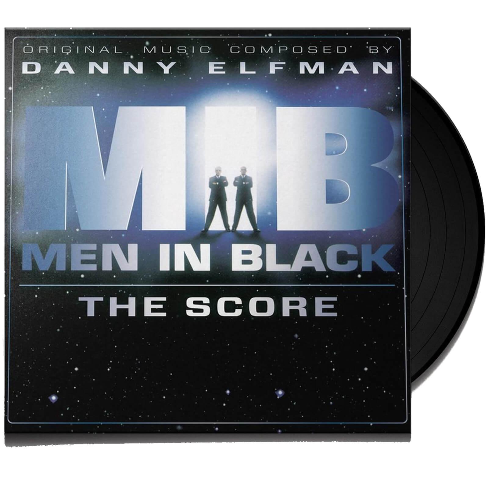 Men in Black - 20th Anniversary Vinyl LP für 16,38€ inkl. Versand (Zavvi UK)